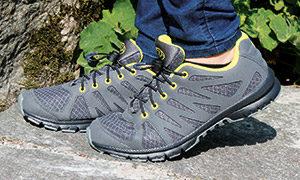 Schuhwerk für Spaziergänge