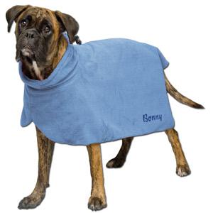 Badeponcho für Hunde