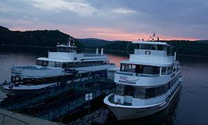 Eifel Rursee-Schiffe