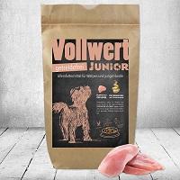 Getreidefreies Futter für junge Hunde